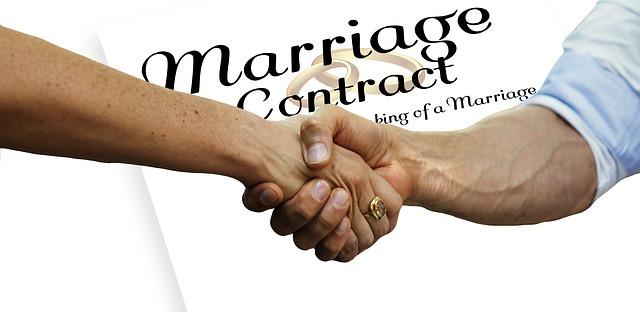 брачен договор
